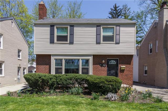 1614 Bournemouth Road, Grosse Pointe Woods, MI 48236 (#218036908) :: RE/MAX Classic