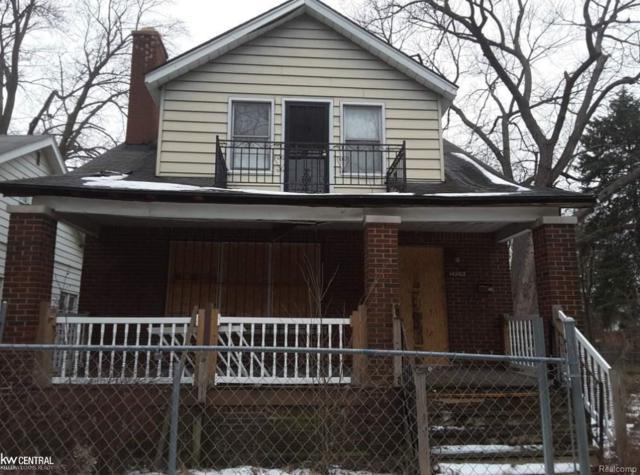 14903 Cruse, Detroit, MI 48219 (#58031346231) :: RE/MAX Vision