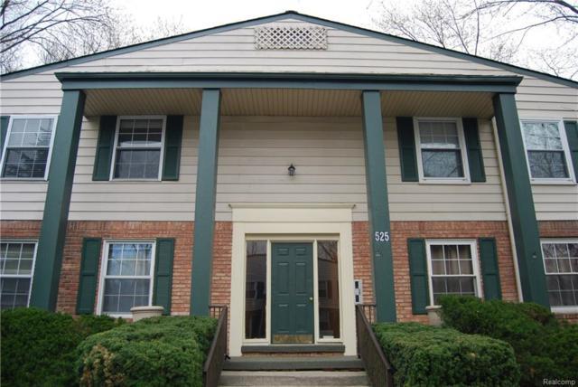 525 E University #94, Rochester, MI 48307 (#218037257) :: Duneske Real Estate Advisors