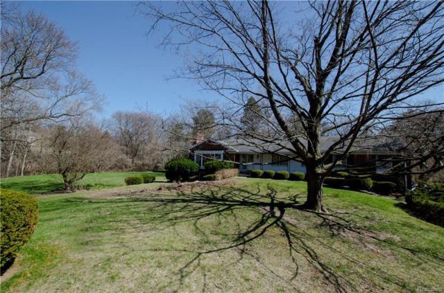 1600 Hillwood Drive, Bloomfield Hills, MI 48304 (#218037839) :: RE/MAX Classic