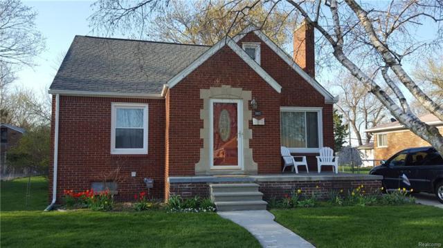 3915 Capitol Avenue, Warren, MI 48091 (#218037957) :: Duneske Real Estate Advisors
