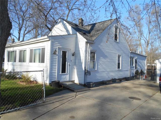 21160 Inkster Road, Southfield, MI 48033 (#218037990) :: The Buckley Jolley Real Estate Team
