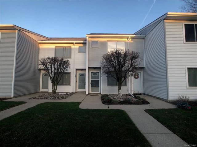 24 Rose Petal Court, Mount Clemens, MI 48043 (#218037998) :: Duneske Real Estate Advisors
