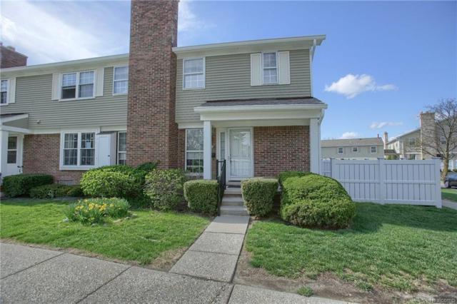 20907 W Glen Haven Circle, Novi, MI 48167 (#218038146) :: Duneske Real Estate Advisors