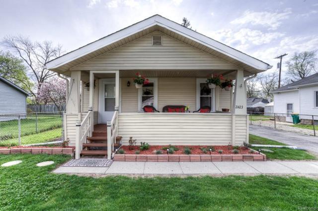 21423 Jefferson Street, Farmington Hills, MI 48336 (#218038164) :: RE/MAX Classic