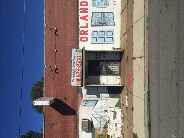 14809 E 7 MILE Road, Detroit, MI 48205 (#218038276) :: RE/MAX Classic
