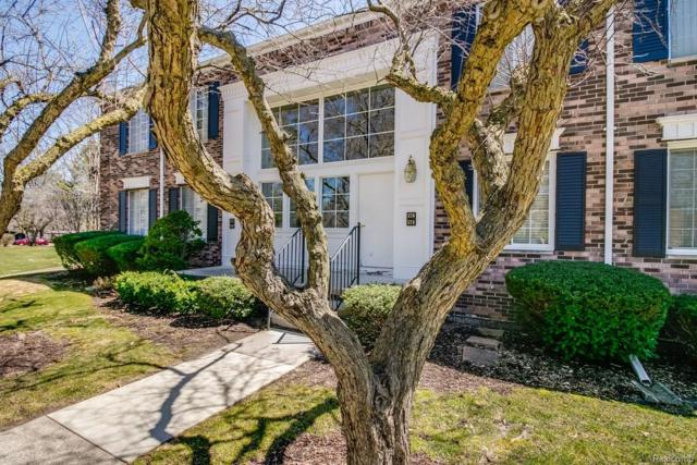 570 E E Fox Hills Drive E, Bloomfield Twp, MI 48304 (#218038286) :: Duneske Real Estate Advisors