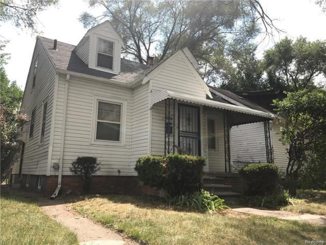 7456 Emily Street, Detroit, MI 48234 (#218038287) :: RE/MAX Classic