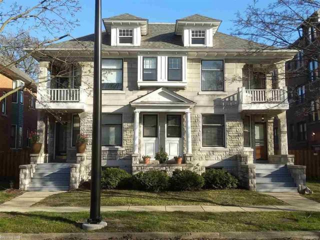 747 Delaware, Detroit, MI 48202 (#58031346425) :: Duneske Real Estate Advisors