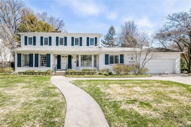 88 Cloverly Road, Grosse Pointe Farms, MI 48236 (#218038318) :: RE/MAX Classic