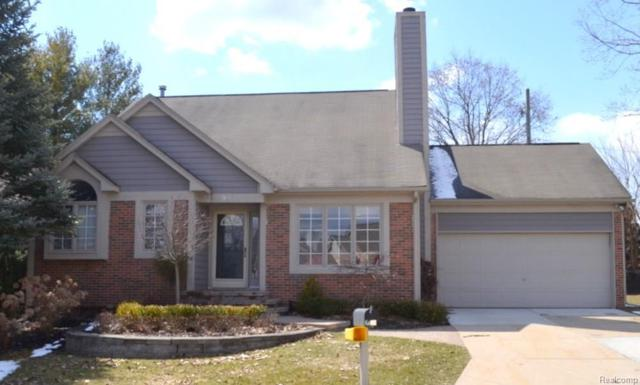 3355 Fairgrove Court, Rochester Hills, MI 48309 (#218038467) :: Duneske Real Estate Advisors