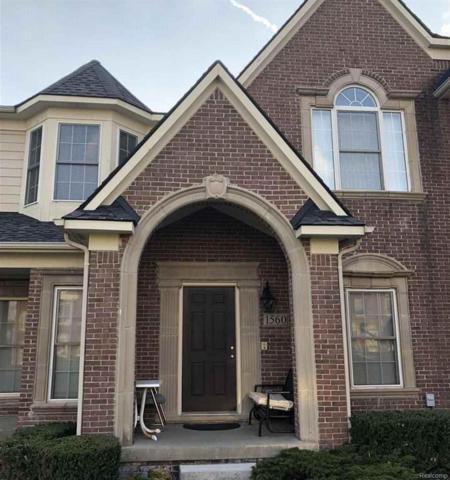 1560 W Lakeview Lane, Canton Twp, MI 48187 (#58031346595) :: Duneske Real Estate Advisors