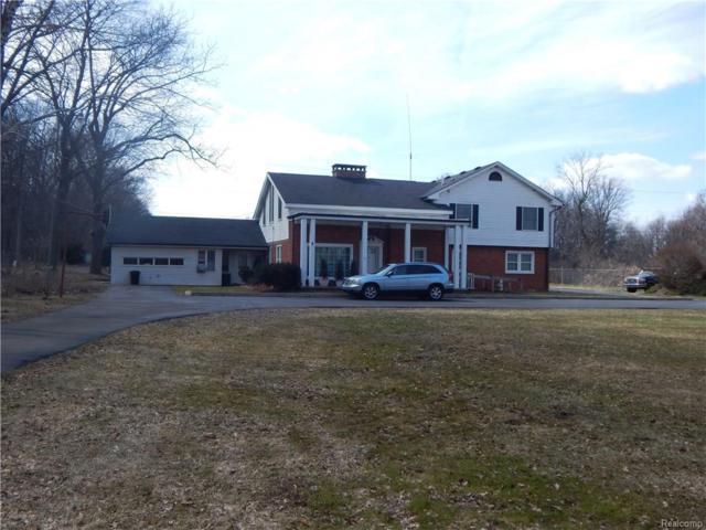 14170 S Huron River Drive, Romulus, MI 48174 (#218038604) :: Duneske Real Estate Advisors
