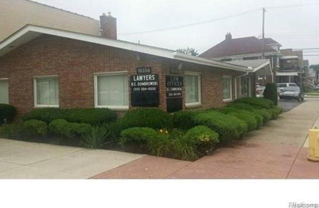 10356 W Warren Avenue, Dearborn, MI 48126 (MLS #218038771) :: The Toth Team
