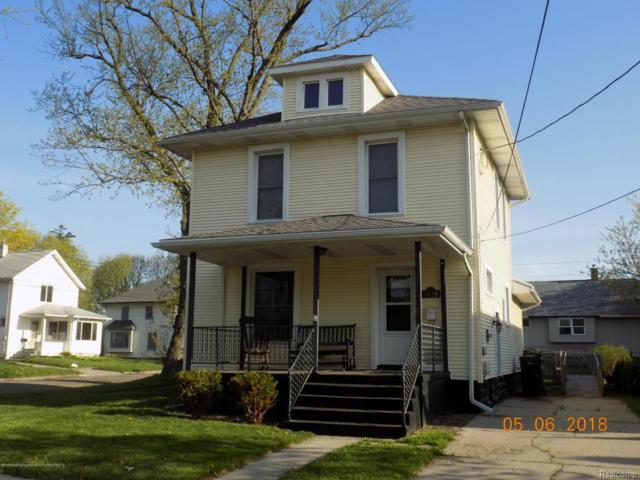 1518 William Street, Lansing, MI 48915 (#630000225797) :: RE/MAX Vision