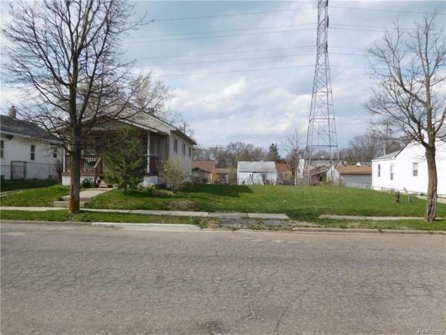 506 Montana Avenue, Pontiac, MI 48341 (#218039045) :: RE/MAX Classic