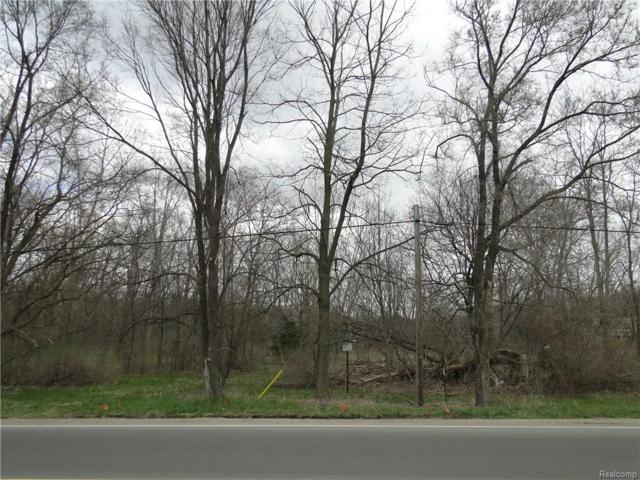 Lot C Clintonville Road, Waterford Twp, MI 48329 (#218039079) :: RE/MAX Classic