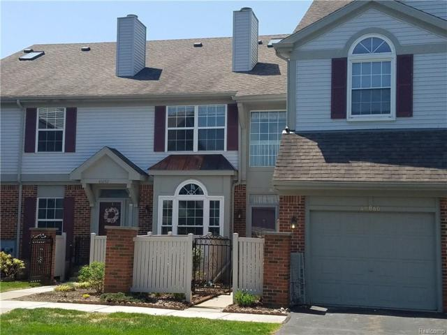49860 Pointe Crossing #106, Plymouth Twp, MI 48170 (#218039189) :: Duneske Real Estate Advisors