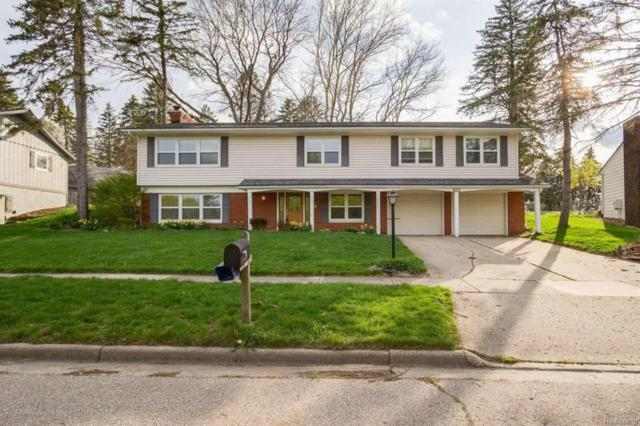 3853 New Salem Avenue, Meridian Charter Twp, MI 48864 (#630000225824) :: Duneske Real Estate Advisors