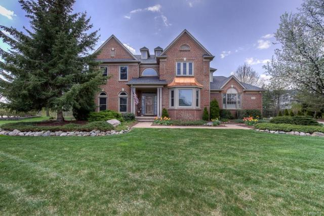 49762 Flushing Avenue, Canton Twp, MI 48188 (#218039289) :: RE/MAX Classic