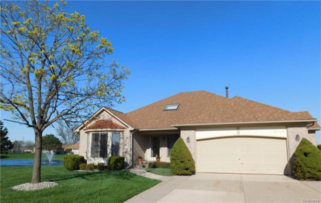 49910 Schooner Court #34, Chesterfield Twp, MI 48047 (#218039452) :: Duneske Real Estate Advisors