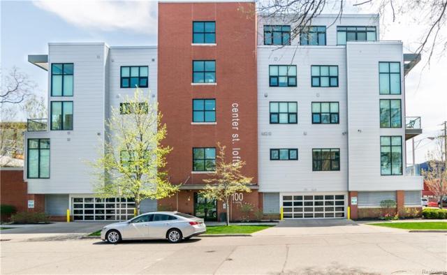 100 N Center Street #401, Royal Oak, MI 48067 (#218039520) :: Duneske Real Estate Advisors