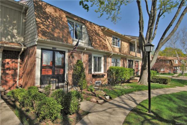 1753 Wickham Street, Royal Oak, MI 48073 (#218039522) :: Duneske Real Estate Advisors