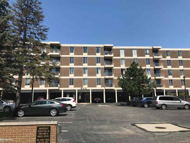 600 W Brown Unit #101, Birmingham, MI 48009 (#58031346863) :: Duneske Real Estate Advisors