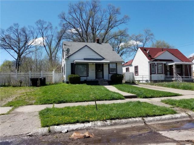 19767 Blackstone Street, Detroit, MI 48219 (#218039599) :: The Buckley Jolley Real Estate Team