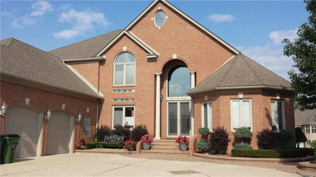 55618 Saint Regis Drive, Shelby Twp, MI 48315 (#218039651) :: RE/MAX Classic