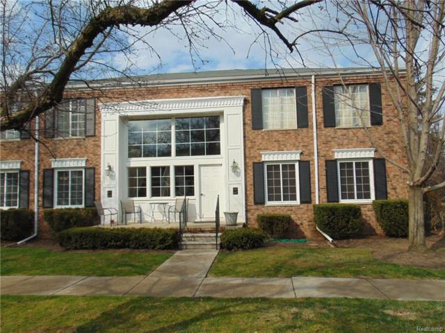 649 E Fox Hills Drive, Bloomfield Twp, MI 48304 (#218039789) :: Duneske Real Estate Advisors