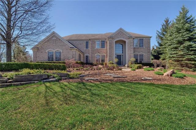 2447 Selkirk Court, Oakland Twp, MI 48306 (#218039883) :: RE/MAX Classic