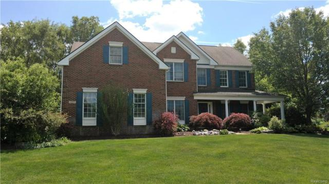 3227 Hanover Drive, Milford Twp, MI 48380 (#218039932) :: RE/MAX Classic
