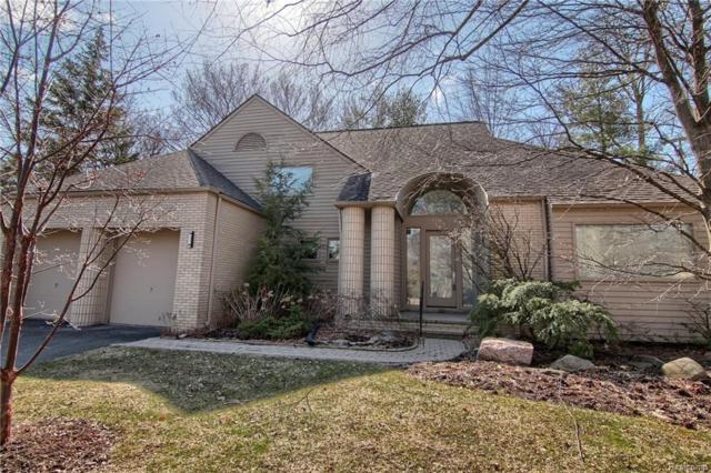 1605 Franklin Hills Drive, Bloomfield Twp, MI 48302 (#218039951) :: Duneske Real Estate Advisors
