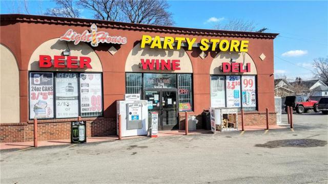 2740 N Gratiot Avenue, Port Huron, MI 48060 (#218040224) :: The Buckley Jolley Real Estate Team