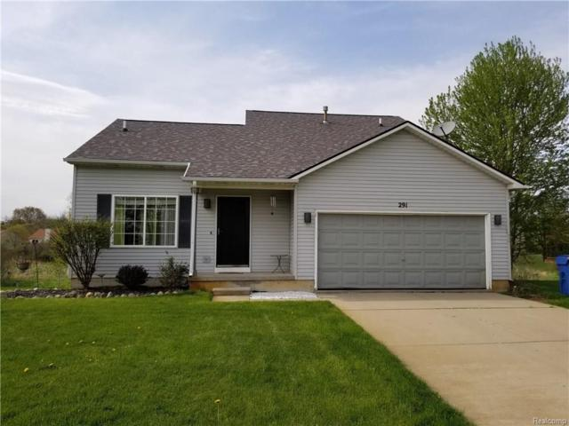 291 Waterlily, Northfield Twp, MI 48189 (MLS #218040316) :: The Toth Team
