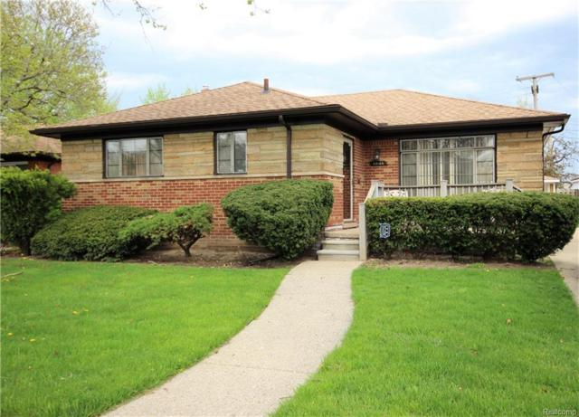 23160 Harding Street, Oak Park, MI 48237 (#218040335) :: RE/MAX Nexus