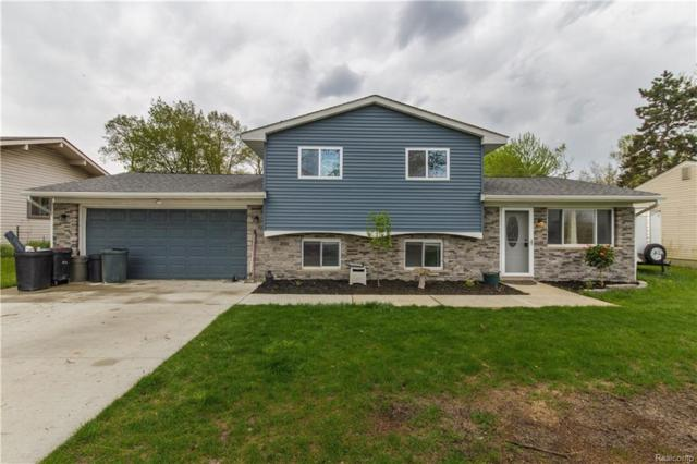 1630 N Duck Lake Road, Highland Twp, MI 48356 (#218040597) :: The Buckley Jolley Real Estate Team