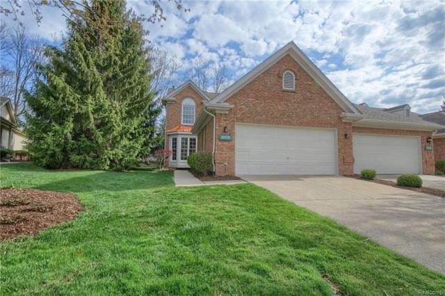 39578 Village Run Drive Drive #112, Northville Twp, MI 48168 (#218040730) :: Duneske Real Estate Advisors