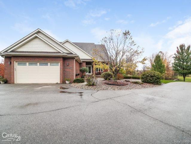 4601 Rosy, Leonard, MI 48367 (#58031347147) :: Duneske Real Estate Advisors