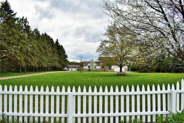 1755 Bogie Lake Road, White Lake Twp, MI 48383 (#218040754) :: RE/MAX Classic
