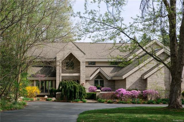 5992 Darb Lake Drive, West Bloomfield Twp, MI 48324 (#218040845) :: RE/MAX Classic