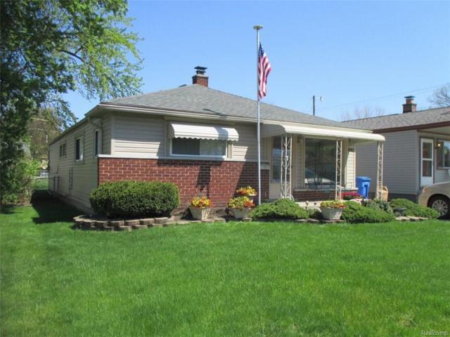 4987 Ziegler Street, Dearborn Heights, MI 48125 (#218040950) :: RE/MAX Classic