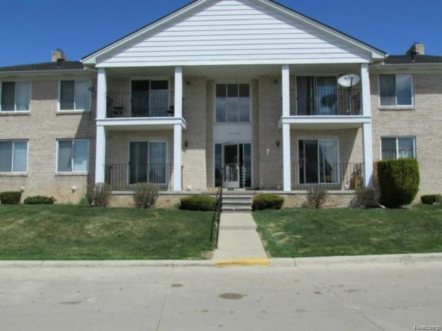 14163 Ivanhoe Drive #7, Sterling Heights, MI 48312 (#218041031) :: Duneske Real Estate Advisors