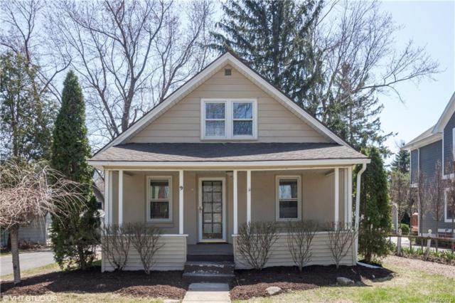 9 Miller Road, City Of The Vlg Of Clarkston, MI 48346 (#218041089) :: RE/MAX Classic