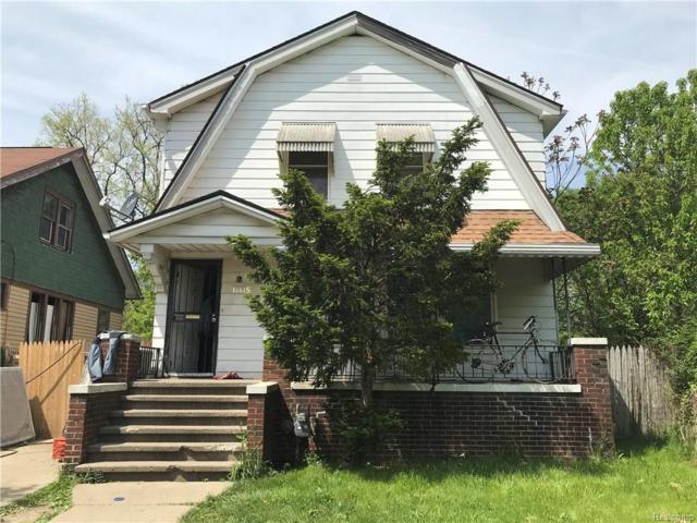 14445 Park Grove Street, Detroit, MI 48205 (#218041107) :: RE/MAX Classic
