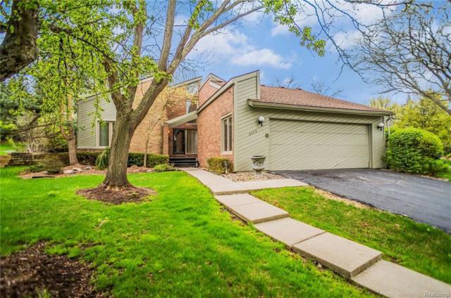 3575 Wabeek Lake Drive W, Bloomfield Twp, MI 48302 (#218041141) :: Duneske Real Estate Advisors