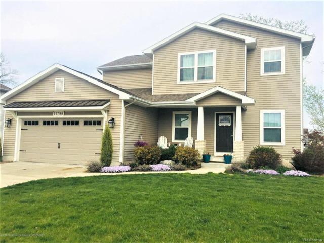 11798 Arrowhead Drive, Oneida Twp, MI 48837 (#630000226046) :: Duneske Real Estate Advisors