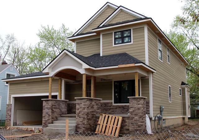 3525 Linwood Avenue, Royal Oak, MI 48073 (#218041411) :: Duneske Real Estate Advisors