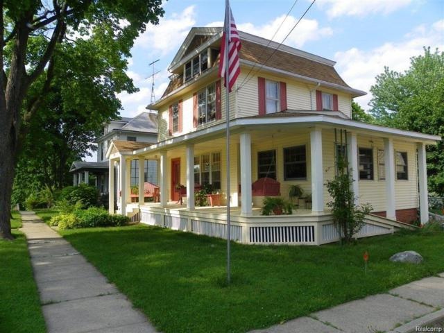 906 N Calhoun Street, Lapeer, MI 48446 (#218041417) :: RE/MAX Classic